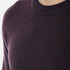rag & bone Men's Wyatt Crew Neck Sweatshirt - Burgundy: Image 5