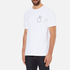 rag & bone Men's Peace! Embroidery T-Shirt - White: Image 2