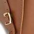 The Cambridge Satchel Company Men's Bridge Closure Backpack - Vintage/Dark Brown: Image 3