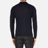 A.P.C. Men's Paolo Knitted Polo Shirt - Marine: Image 3