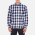 Penfield Men's Pearson Check Shirt - Navy: Image 1