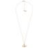 Vivienne Westwood Jewellery Women's Grace Bas Relief Pendant - Light Peach: Image 2