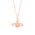 Vivienne Westwood Jewellery Women's Mini Bas Relief Pendant - Silk Crystals: Image 1