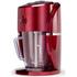 Gourmet Gadgetry Retro Diner Frozen Drinks and Slush Maker - Retro Red - 1L: Image 2
