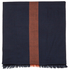Paul Smith Accessories Men's Houndstooth Block Scarf - Navy: Image 2