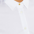 PS by Paul Smith Women's White Classic Shirt With Spot Cuff - White: Image 5