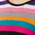 PS by Paul Smith Women's Multi Stripe Jumper - Multi: Image 5