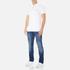 BOSS Orange Men's Pavlik Polo Shirt - White: Image 4