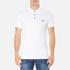 BOSS Orange Men's Pavlik Polo Shirt - White: Image 1