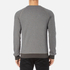 BOSS Orange Men's Warys Crew Neck Sweatshirt - Grey: Image 3