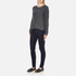 Vero Moda Women's Lex Long Sleeve Jumper - Asphalt: Image 4