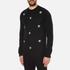 Versus Versace Men's Embellished Crew Sweatshirt - Black: Image 2