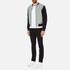 Versus Versace Men's Reverse Logo Zip Through Sweatshirt - Black: Image 4