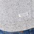 Scotch & Soda Men's Clean Worked Out Sweatshirt - Grey: Image 6