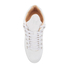 Filling Pieces Men's Mountain Cut Monotone Stripe Low Top Trainers - Grey: Image 3