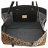 Clare V. Women's Simple V Tote Bag - Leopard: Image 5