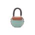 SALAR Women's Mimi Mini Bag - Tan/Multi: Image 5