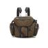 Alexander Wang Women's Mini Marti Military Nylon/Leather Backpack - Military: Image 1