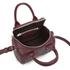 Alexander Wang Women's Mini Rockie Bowler Bag with Silver Hardware - Beet: Image 5