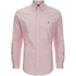 Polo Ralph Lauren Men's Slim Fit Button Down Stretch Oxford Shirt - Pink: Image 1