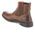Clarks Men's Faulkner On Leather Chelsea Boots - Tan: Image 4