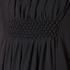 KENZO Women's Crepe Back Satin Maxi Dress - Black: Image 6