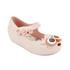 Mini Melissa Toddlers' Ultragirl Owl Ballet Flats - Baby Pink: Image 2