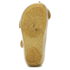Mini Melissa Vivienne Westwood Toddlers' Ultragirl 16 Ballet Flats - Gold Glitter: Image 5