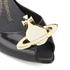 Vivienne Westwood for Melissa Women's Lady Dragon 16 Peep Toe Heeled Sandals - Black Orb: Image 5