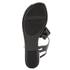 Melissa Women's Solar Bow Sandals - Black: Image 5