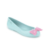Jeremy Scott for Melissa Women's Space Love Ballet Flats - Peppermint Bow: Image 2