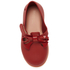 Mini Melissa Toddlers' Classic Bow Flats - Berry: Image 3