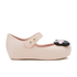 Mini Melissa Toddlers' Ultragirl Minnie Mouse 16 Ballet Flats - Pink: Image 1