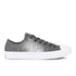 Converse Men's Chuck Taylor All Star II Reflective Wash Ox Trainers - Shale Grey/Pure Silver/White: Image 1