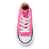Converse Toddler Chuck Taylor All Star Hi-Top Trainers - Mod Pink: Image 3