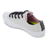 Converse Women's Chuck Taylor All Star II Shield Canvas Ox Trainers - Mouse/White/Icy Pink: Image 4