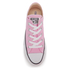 Converse Women's Chuck Taylor All Star Ox Trainers - Icy Pink: Image 3
