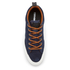 Converse CONS Men's Star Player Premium Suede Ox Trainers - Obsidian/Antique Sepia/Egret: Image 3