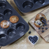 Morphy Richards 970508 12 Cup Muffin Tray: Image 3
