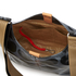 Orla Kiely Women's Linear Stem Print Laminated Mini Sling Bag - Midnight: Image 7