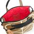 Orla Kiely Women's Linear Stem Print Small Backpack - Camel: Image 6
