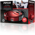Pifco P28027 Self-Docking Robo Vac - Silver: Image 4