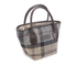 Barbour Women's Tartan Mini Tote Bag - Winter Tartan: Image 3