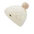 Barbour Women's Fur Pom Beanie - Snow: Image 2