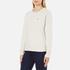 Polo Ralph Lauren Women's Crew Neck Logo Sweatshirt - Chalk Heather: Image 2