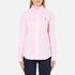 Polo Ralph Lauren Women's Heidi Long Sleeve Shirt - Carmel Pink: Image 1
