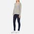 Polo Ralph Lauren Women's Kimberly Cashmere Blend Jumper - Light Vintage Heather: Image 4