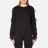 Sportmax Women's Zeda Bow Sleeve Sweatshirt - Black: Image 1