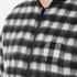 Alexander Wang Men's Slouchy Bomber Jacket - Black/White: Image 5