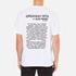 Alexander Wang Men's Mixtape T-Shirt - Black/White: Image 3